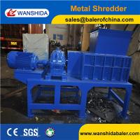 Quality China WANSHIDA Powerful Scrap Metal Shredder for sale for sale