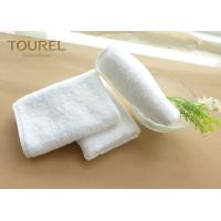 Quality Soft Comfortable Cotton Hotel Face Anti Bacteria Plain Standard Textile Towels for sale