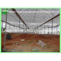 Buy cheap tomato greenhouse frame structure from wholesalers