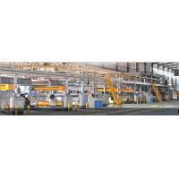 Quality 380V 415V Pre Press Equipment High Speed Layer Corrugated Paper Board Production Line for sale