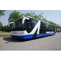 Quality Large Capacity 51 Passenger Airport Shuttle Buses Aero Bus With IATA Standard for sale
