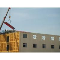 Quality Light Steel Prefabricated Apartment Buildings , Snow Resist Portable House for sale