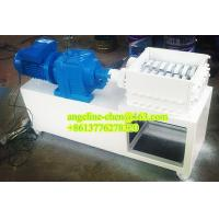 Quality ACM-300 micro double shaft shredder for sale