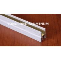 Quality Multifunctional Extruded Aluminum Profile For Wardrobe Square Shape for sale