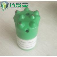 Buy cheap 32mm 34mm 36mm 38mm 40mm tapered Button Drill Bit granite rock rock drilling from wholesalers