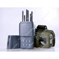 China High Power Handheld Cellphone Signal Jammer WF-K6 for sale