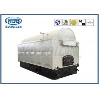 Quality Environmentally Friendly Biomass Fuel Wood Chip Steam Boiler Natural Circulation for sale