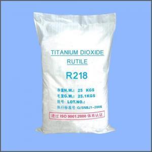 Quality Titanium Dioxide Rutile R218 for sale