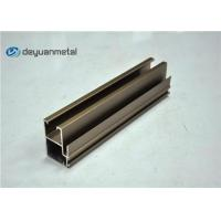 Quality Champagne Anodized Aluminium Profile for sale