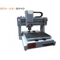 Buy cheap 3040 Desktop CNC Router Machine For Wood Cutting , 3D CNC Wood Router from wholesalers
