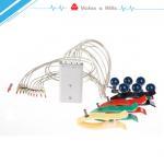 Quality Bluetooth Transfer Handheld ECG Machine Resting ECG Biocare Machine For Clinic for sale