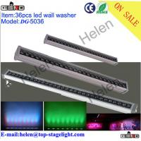 Quality IP65 36pcs*3W (3-in1)RGB LED  led wall washer for sale