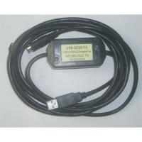 Quality USB-SC09-FX:USB/RS422 interface,PLC programming cable for Mitsubishi FX series for sale
