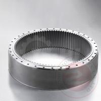 Quality Wind Power Inner Ring Gear Forging Carburizing High Precision Gear for sale