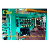 Quality Upcasting Copper Rod Machine 8000mt Yearly Capacity 7920H working hour for sale
