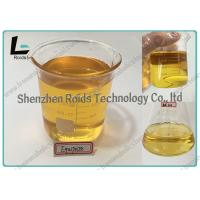 Quality Yellowish Oily Liquid Muscle Growth Powder Equipoise Boldenone Undecylenate for sale
