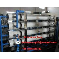 Quality compact reverse osmosis system for sale