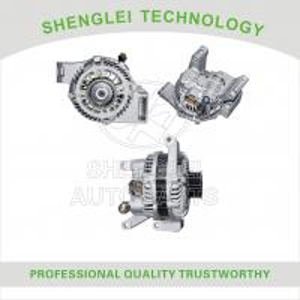 Quality Mazda 3 2.0 Car Engine Alternator Fixed Pulley Type 0986081300 Bosch Alternator for sale