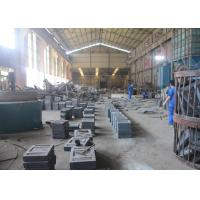 Quality Low Carbon Chrome Molybdenum Alloy Steel Castings For Crushers AK 100J for sale