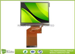 China LQ035NC111 3.5 Inch 320x240 Touch Screen LCD Display on sale