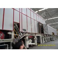 China Multi Use Copy Fourdrinier Paper Machine High Grade Left Hand System on sale