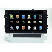 Quality Car Android Quad Core Peugeot Navigation System DVD Radio Bluetooth For 308S for sale