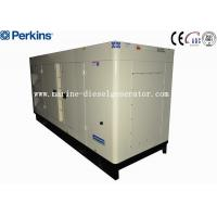 Quality 250KVA Silent Perkins 6 Cylinders By DC24V Electric Start Diesel Generator for sale