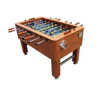 Standard 5FT football table classical soccer table with wood handle optional player