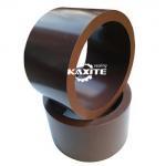 Quality 60% Bronze Powder Filled Teflon PTFE Tube for sale