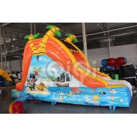Quality Backyard Inflatable Slide For Kids for sale