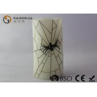 Quality Spider Shape Battery Operated Halloween Candles With Remote Control for sale