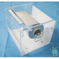 Quality acrylic napkin holder for sale