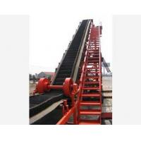 Quality Professional Coal Material Transfer Mine Conveyor Belt With High Inclination Angle for sale