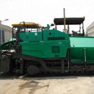Quality XCMG Asphalt Concrete Paver RP756 Road Construction Machine 7.5m Paving Width for sale