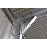 Quality Stamping Metal Framing Brackets , Heavy Duty Metal Brackets ISO Certification for sale