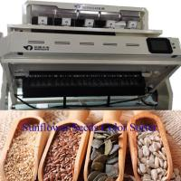 Quality seeds color sorter ISO, CE certificated for sale