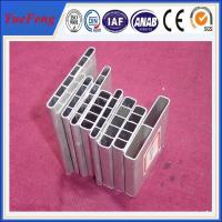Quality aluminium alloy 6063t5 extrusion manufacturer, china aluminium extrusion section supplier for sale