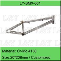Cr-Mo BMX Bike Frame for sale