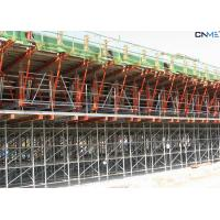 Quality Construction Bridge Formwork Systems Large Area High Cantilever Loads for sale