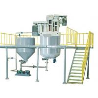 Quality Industrial  powder stainless steel Tank Agitator Mixer, tank agitation with high speed for sale