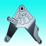 Quality Shot Blasting A380 Aluminum Bracket For GM Motor Automotive Transmission Components for sale
