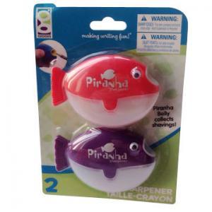 Quality Fish shape single hole pencil sharpener for sale