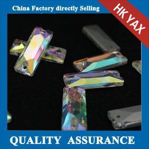 China F0401 as decorate baby dress crystal stone,fashion costume jewelry china on sale