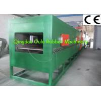 Quality Rubber Insulation Pipe Foam Hot Air Oven / Tunnel Natural Gas Powered for sale