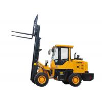 Quality 2.5ton-3.0ton Mini Wheel Loader , Multi Function Terrain Forklift Wheel Load for sale