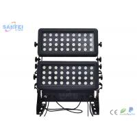 Quality 3 Channel LED Architectural Lighting / Outdoor Flood Lights Wash Blinder Fixture for sale