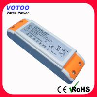 Quality Universal 24W Constant Voltage LED Driver Over Current Protection for sale