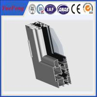 Quality aluminum profile casement window price per kg/aluminium window profiles manufacture,OEM for sale