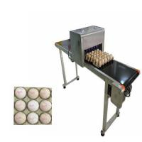 Quality Egg Printing Machine For Spherical / Egg Jet Printer Machine Low Cost Of Consumption for sale