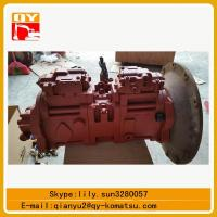 Quality excavator kawasaki k3v112 modified pump, pc200 pc210 pc300 main pump sold in hina for sale